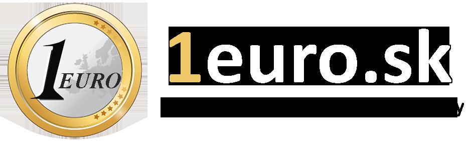 Aukčný a inzertný portál, firmy, eshopy - 1EURO.sk