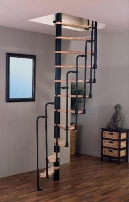 Montované schody - predaj